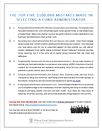 Fund-Administration-Mistakes